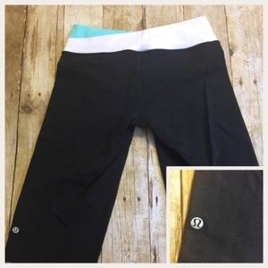 lululemon athletica Pants - 🎉Offer Half Sale! Lululemon Cropped Pants